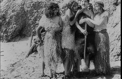 His prehistoric past (Charles Chaplin, 1914)