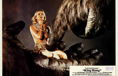 King Kong (John Guillermin, 1976)