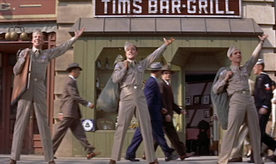 It's always fair weather (Gene Kelly, Stanley Donen, 1955)