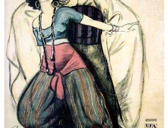 Sumurun (Ernst Lubitsch, 1920)