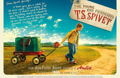 The young and prodigious T.S.Spivet (Jean-Pierre Jeunet, 2013)