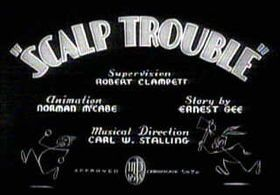 Scalp trouble (Bob Clampett, 1939)