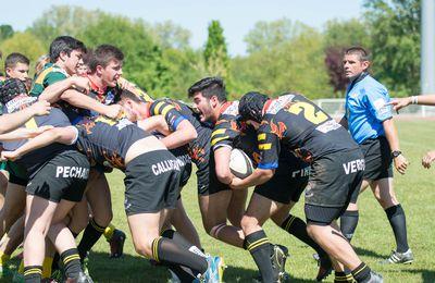 Sport Rugby Jeune : VLL, les Juniors éliminés d'un point !
