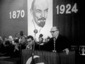 Hommage de Jacques Duclos à Lénine, MUTUALITÉ 20 JANVIER 1950
