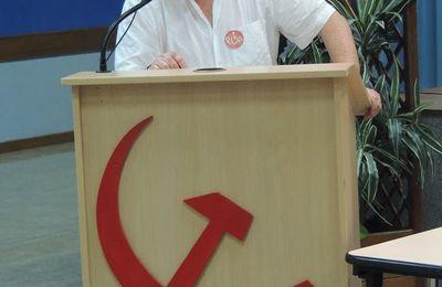 La candidature communiste enfin mise en débat ?
