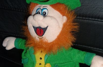 Le Leprechaun ou le lutin d'Irlande