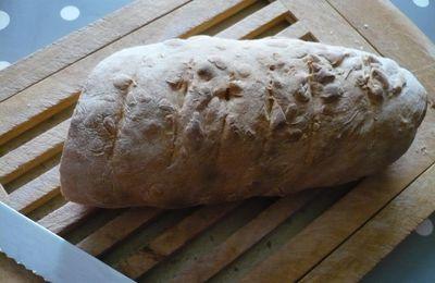 Du Pain , un petit pain fabrication maison !!