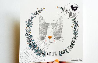 Barcik - le chat de Lyna