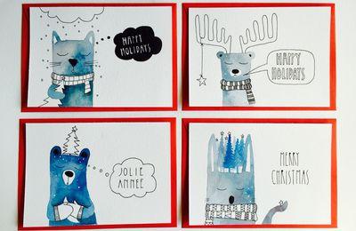 Cartes postales originales