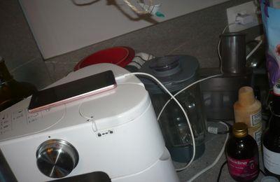 Pas toujours besoin d'acheter un câble de rechargement de remplacement :