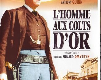 L'homme aux colts d'or (Edward Dmytryk)