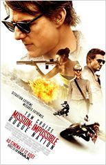 Mission impossible : rogue nation (Christopher Mc Quarrie)