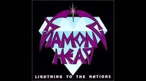 Lightning to the nations (Diamond head)
