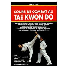 Cours de combat au Tae kwo do (Pil-Won Park)