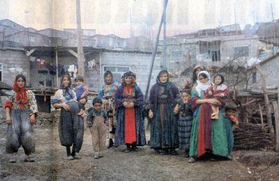 Esquisse n° 57 - Villages fantômes (2) - Les migrations forcées