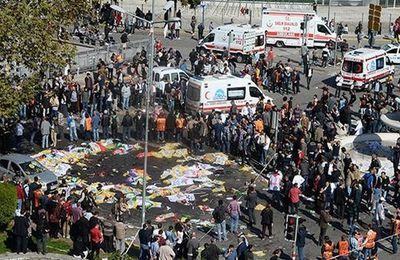 L'attentat d'Ankara: premières infos