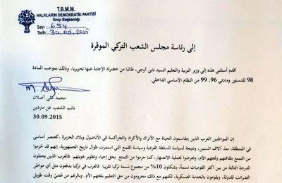 Notes sur Mardin (4) - Violence et résistance culturelle. Nusaybin