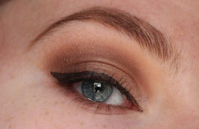 Look du jour : chocolate nudes