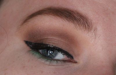 Look du jour : soft cut crease
