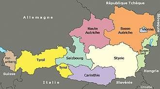 Balade au Tyrol