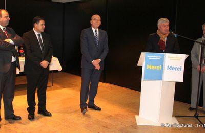"""Elections régionales : Olivier Dosne remercie les militants """" qui se sont mobilisés sans compter """"."""