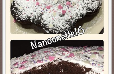 Gâteau chocolat courgette - THERMOMIX