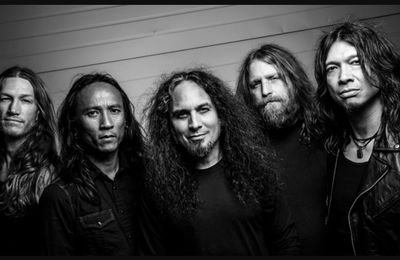 DEATH ANGEL live à Alcatraz 2017