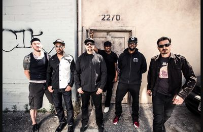 Nouveau clip des PROPHETS OF RAGE Radical Eyes