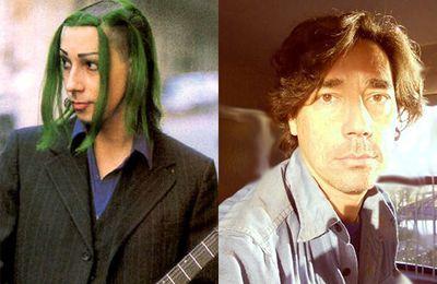 Décès de Daisy Berkowitz, 1er guitariste de MARILYN MANSON à 49 ans