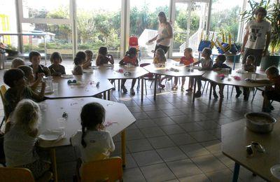 La Courbe : En veillée avec les 6 ans