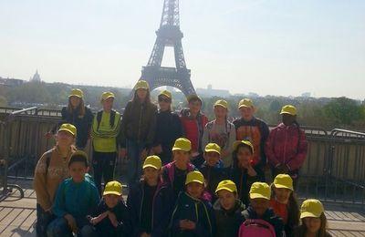 Séjour Paris 2017 : Vendredi 7 avril