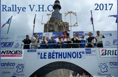 """40ème Rallye le Béthunois V.H.C                                      """"Le 40ème Rugissant"""""""