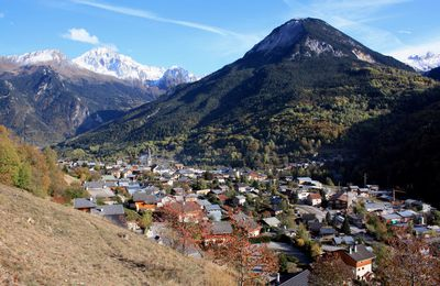 Villages de Tarentaise (Ex-Canton de Bozel)