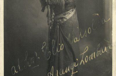 Giannina Arangi-Lombardi.