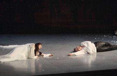 I Capuleti e i Montecchi à Marseille - Amour et mort à fleur de lèvres.