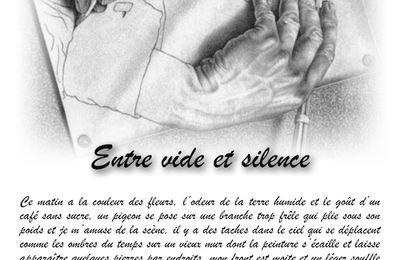 Entre vide et silence...