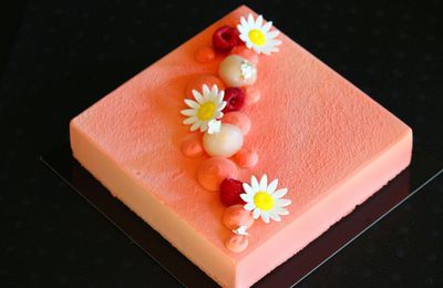entremets printemps été by jm.patissier