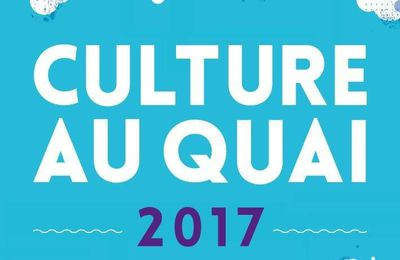 Culture au Quai : La culture se fête à Paris.