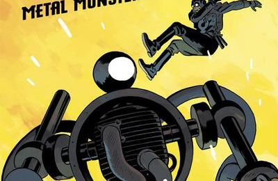 Premier Quinquennat   /  Lobster Johnson  Vs.  It Came From Beneath The Sea