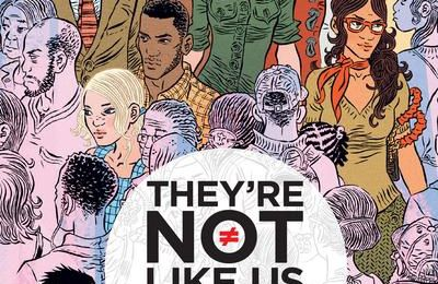 ILS Arrivent!  /  They're not like us  Vs. Arrival