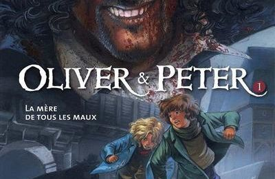 Variations Victoriennes  /  Oliver et Peter  Vs.  A Tale of Two Cities