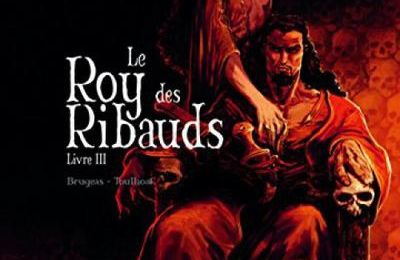 Le Roy Maudit  /  Le Roy des Ribauds Livre 3  Vs.  Spartacus Legends