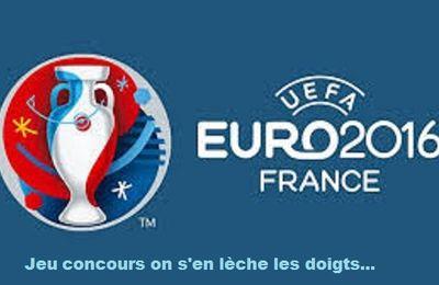 Concours Euro 2016, Quelle est votre recette préférée pour recevoir les copains devant un match de foot?