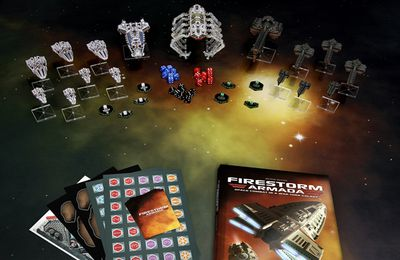 Firestorm Armada, enfin!