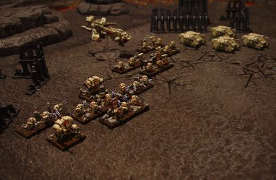 Epic Armageddon : Deathwing, suite et fin