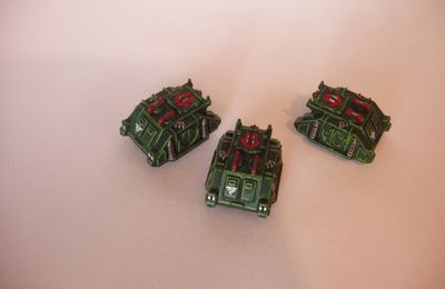 CDA Epic : Rhinos Dark Angels
