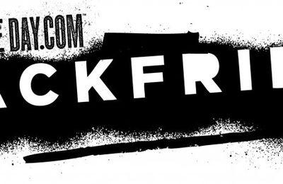 Le 25 novembre, c'est le Black Friday du disque vinyl !