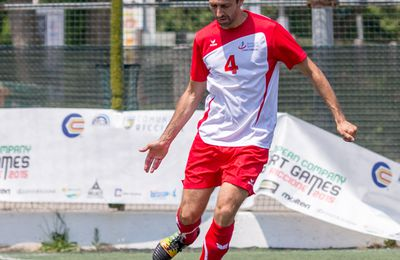 ECSG Riccione 2015 - Les photos - Foot 2/2