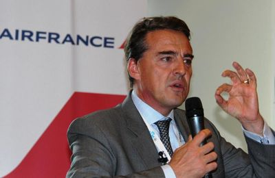 Alexandre de Juniac quitte Air France - KLM