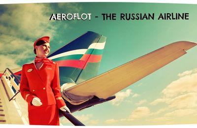 Aeroflot nommée meilleure compagnie aérienne d'Europe